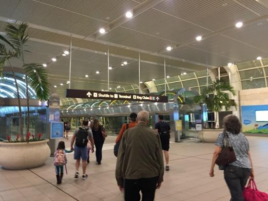 MCO Shuttle Terminal