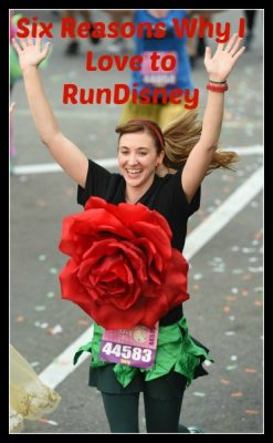 runDisney Reasons