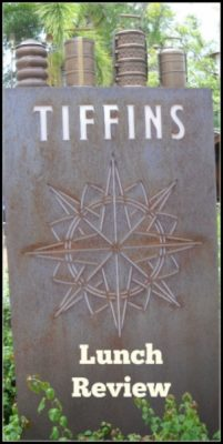 Tiffins Lunch Review