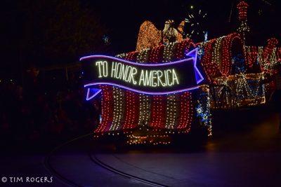To Honor America