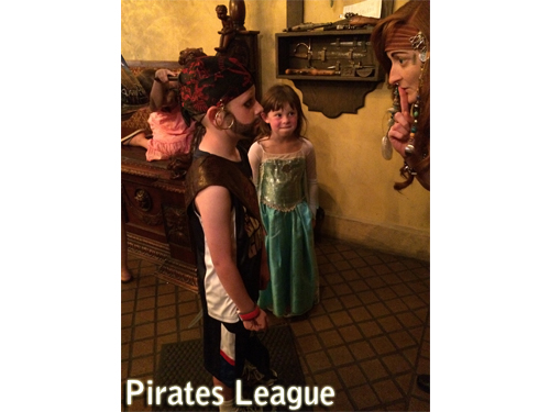 Pirates League Review