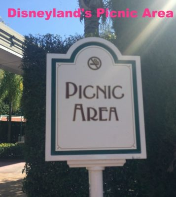 Tips for Using the Disneyland Picnic Areas