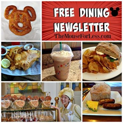 Free Dining Newsletter