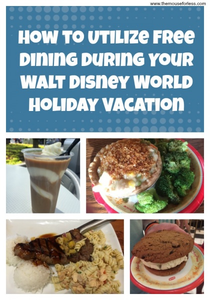 Disney dining hack how to utilize free dining during your How to get free dining at disney