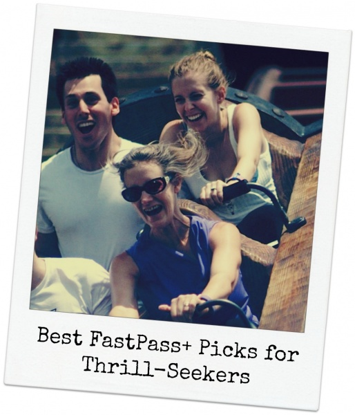 fastpass+ picks for thrill-seekers