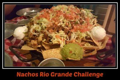 Nachos Rio Grande Challenge