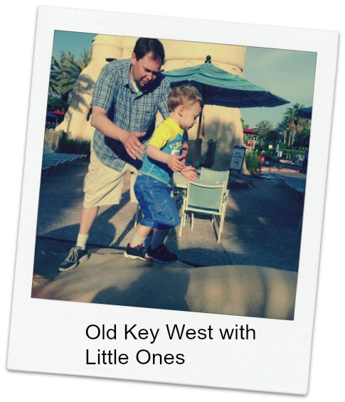 Old Key West with Little Ones