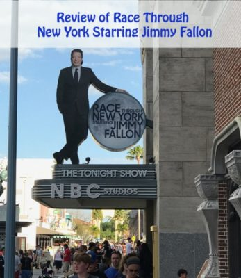 Race Through New York Starring Jimmy Fallon Review