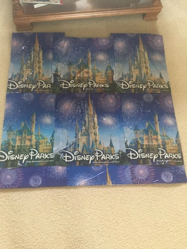 Disney Window Frame Memories