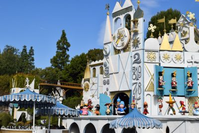 Small World Clock Show