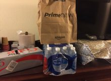 Amazon Prime Now Groceries