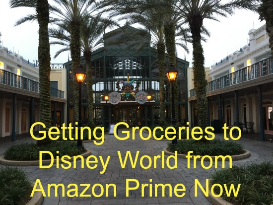 amazon prime now disney world