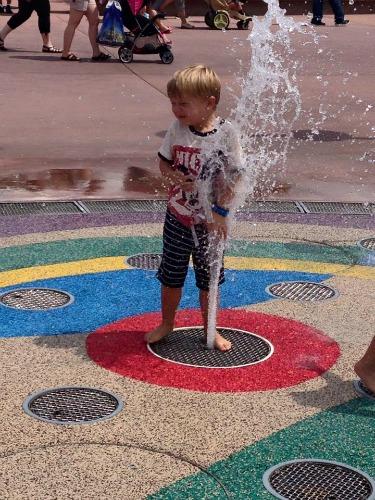 Toddler Play Areas at Walt Disney World