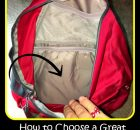How To Choose a Great Park Touring Bag