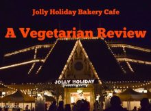Vegetarian Review of Joliday Holiday Bakery Cafe