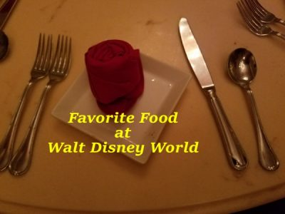 Walt Disney World Favorite Foods