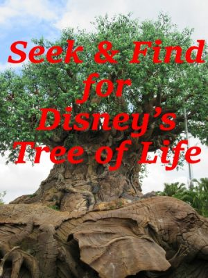 Tree of Life Seek-and-Find
