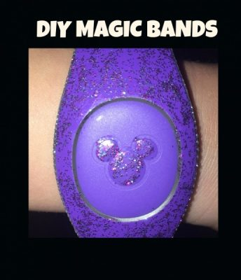 magicband decorating