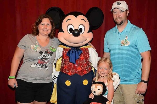"""Disney""""s Family Magic Tour"""