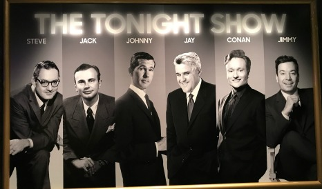 The Tonight Show Hosts