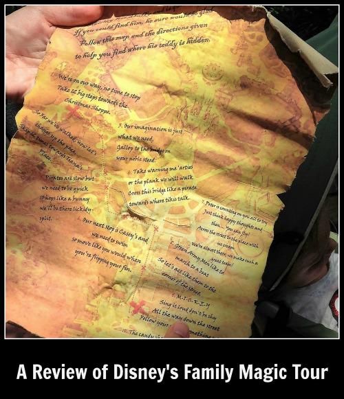 A Review of Disney's Family Magic Tour