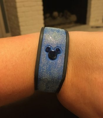 Magic Band decorating