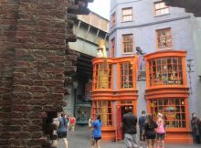 Diagon Alley must-do's
