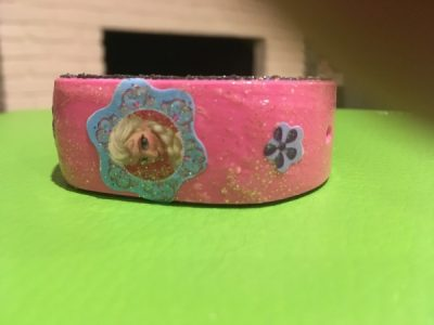 Decorating Magic Bands