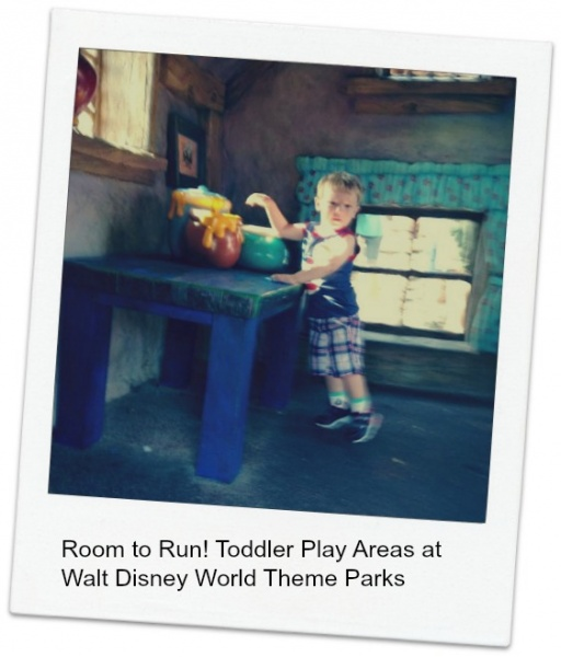 Disney Play Areas