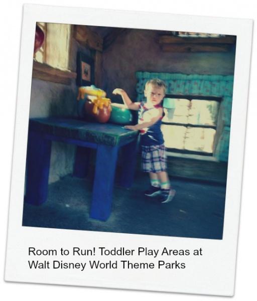 Disney Play Areas