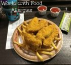 Disney world food allergy quick service meal
