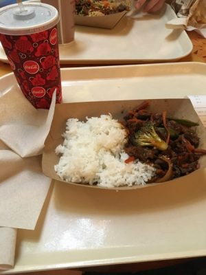 disney world with food allergy friendly meal