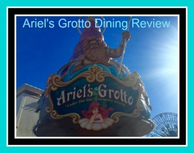Ariel's Grotto Review