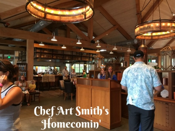 Chef Art Smith's Homecomin' - a Dining Review | Walt ...