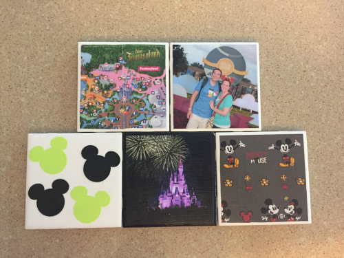 Disney DIY Coaster