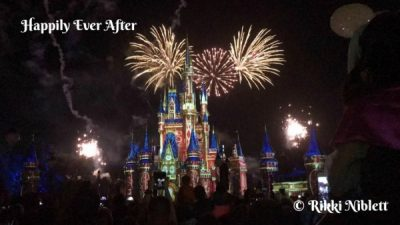 Disney World July 2017