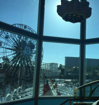 View from Ariel's Grotto