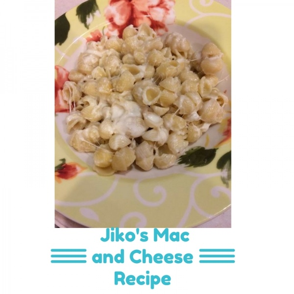 Jiko Mac and Cheese Recipe