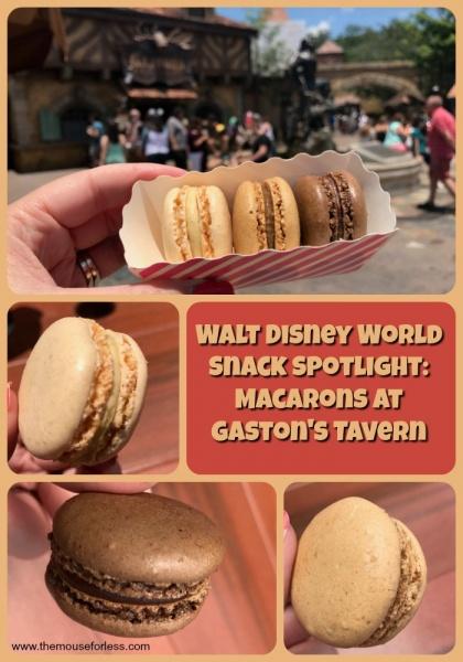 Gaston's Tavern Macarons