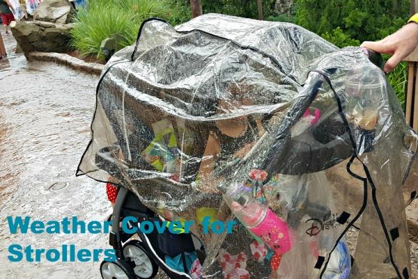 Rain Shield for Stroller