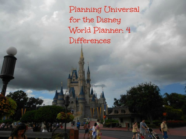 Disney and Universal Orlando differences