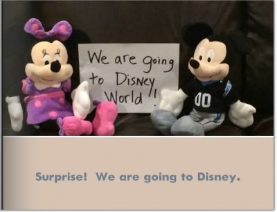 What to do with your Disney photos