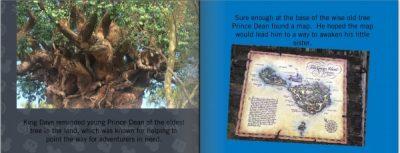 Disney photo book