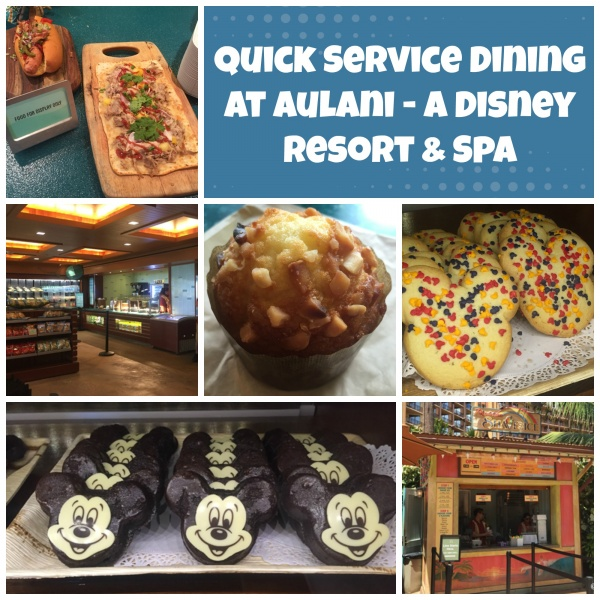 Aulani - a Disney Resort & Spa - Quick Service Dining