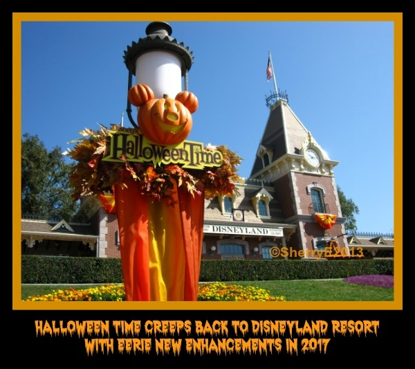 Halloween Time Creeps Back to Disneyland with New Enhancements