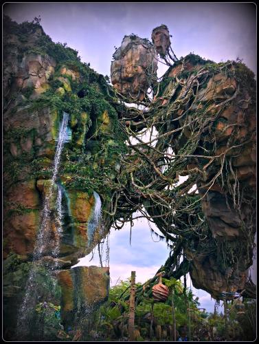 Pandora's Floating Mountains