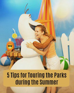 5 Tips for Touring the Walt Disney World Theme Parks During the Summer