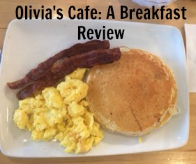 Olivia's Cafe Breakfast Review