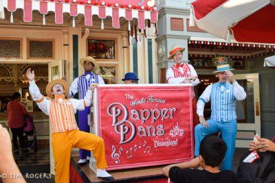 Dapper Dans with Piano