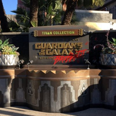 Guardians of the Galaxy -- Mission Breakout